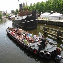 Rondvaart Zwolle Vrijgezellenfeest